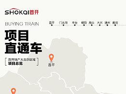 首开地产大北京项目总览