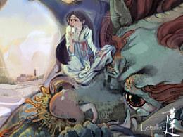 【造龙】五行龙——木·你保护全世界,我保护你