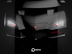 PAMS跑车设计