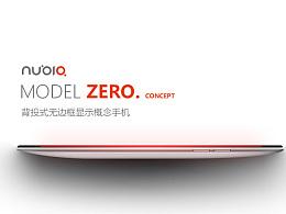 NUBIA model ZERO. concept