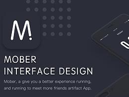Mober App Design