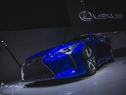 2016北京车展首日光影记录