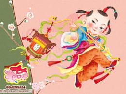 中国传统吉祥娃娃