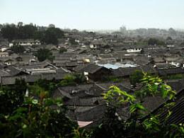 彩雲之南《肆》——麗江古城