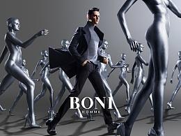 #BONI#男装KV