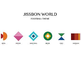 杰士邦包装设计(足球系列)