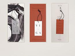服裝品牌VEGA視覺設計