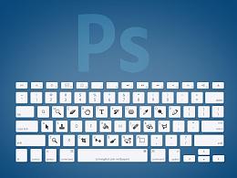 几张设计软件的快捷键壁纸