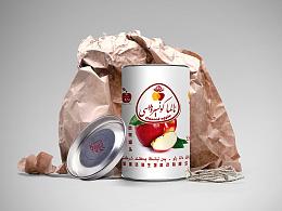 水果罐头包装