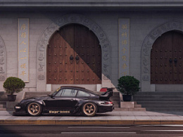 RWB-The extreme form of Porsche