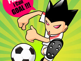 iCan play! iCan GOAL!