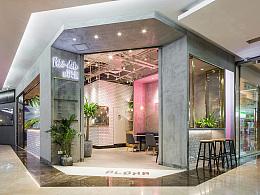 餐饮空间设计· Poké-doke概念店