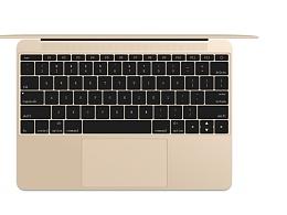 纯CSS制作MacBook