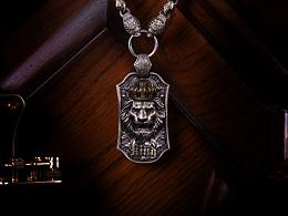 JOKER KING·狮王吊坠