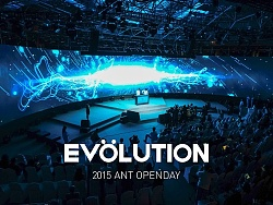 EVOLUTION_2015 Ant Openday by 大空逸_kin