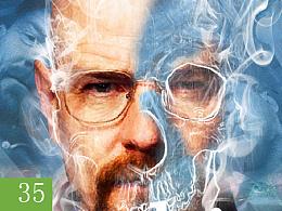 关于绝命毒师Breaking Bad的海报设计以及壁纸