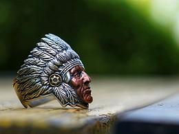 VULCAN•伏尔甘【印第安酋长】戒指