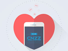 CNZZapp界面设计