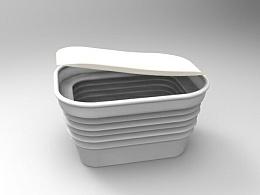 自热米饭包装设计
