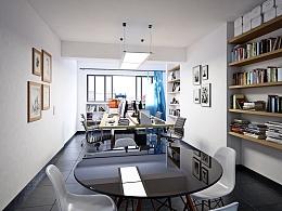 简单的工作室