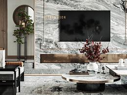 新中式·客厅