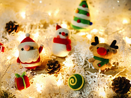 圣诞节🎄主题羊毛毡套装