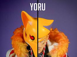 鸿运国际_Yoru- Street Mask Series