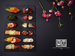 Sushi-寿司拍摄 寿司摄影