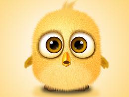 愤怒的小鸟 一枚