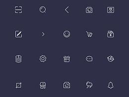 线性icon