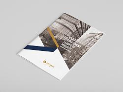 金融公司画册