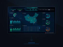 大数据平台界面