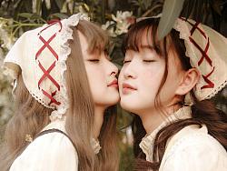 #lolita私影#夕颜