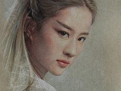 白浅-刘亦菲