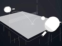 【魔格】线条构建脑波设备发布会开场视频