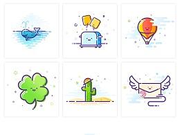 UI设计 图标 icon MBE图标