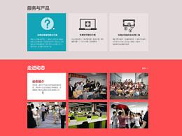 公司官方网站 第2版