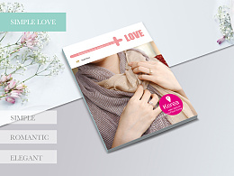 时尚画册杂志,公司品牌形象宣传