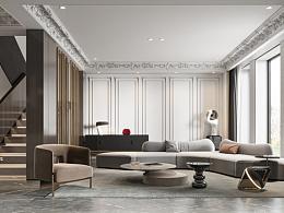 Design Space丨现代法式轻奢