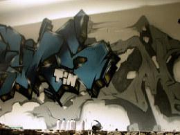 北京观音涂鸦工作室GRAFFITI2009年以前作品(二)【涂鸦】【北京街头艺术】