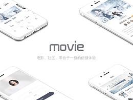 电影App设计