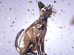 《动物世界》底面体晶格的妙用