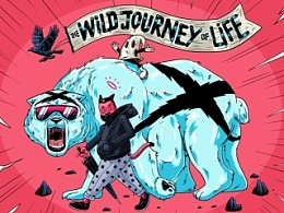 the wild journey of life