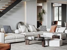 现代·客厅
