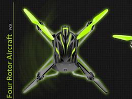 四旋翼设计-小钢炮