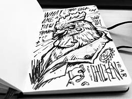 我的涂鸦本子