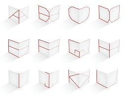 几款字体的练习