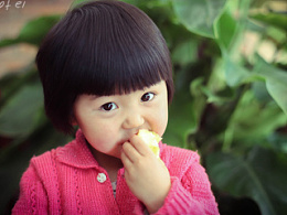 墨非摄影—我的外甥女,明媚的小丫头