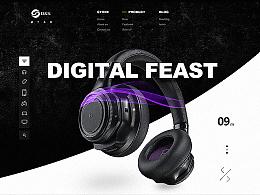 周大拿丨数码产品官网/耳机/智能手环首页/3C数码配件