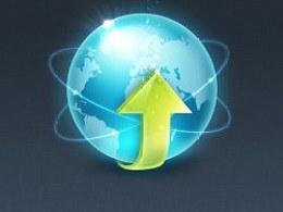 互联网升级icon